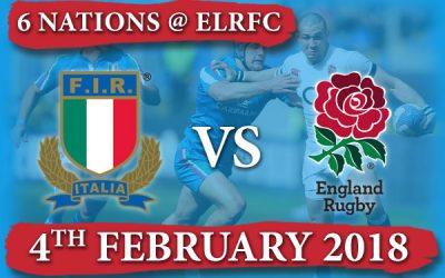 Watch ITALY vs ENGLAND