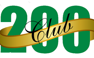 200 Club July and August 2019 Winners