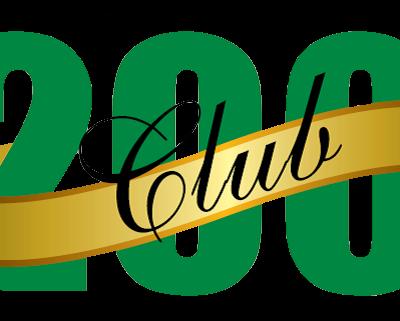 200 Club Membership