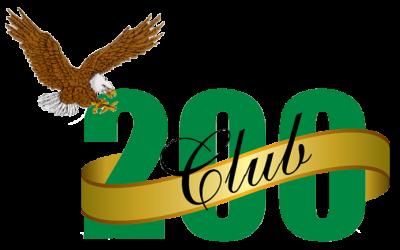 200 Club Winners – July to November 2020