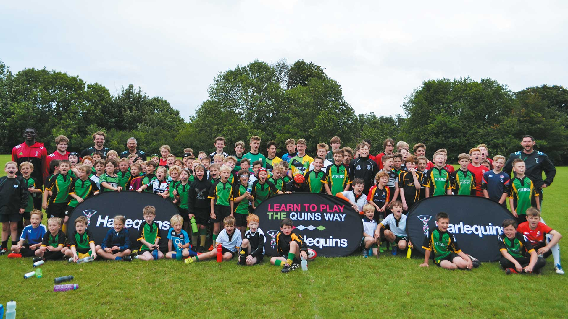 Quins Rugby Camps Autumn 2018