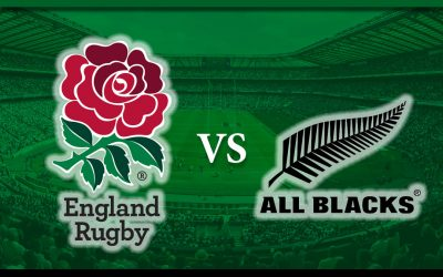 England v New Zealand – 2018