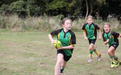 Year 7 and 8 Girls Rugby Festival
