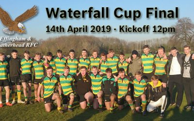 Support the Colts Waterfall Cup Final