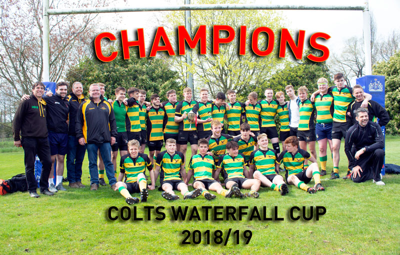 Colts win Waterfall Cup