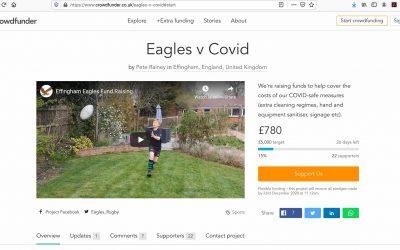 EAGLES V COVID