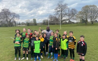 Easter Rugby Camp Fun